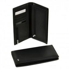 Мужское портмоне из натуральной кожи M48 black