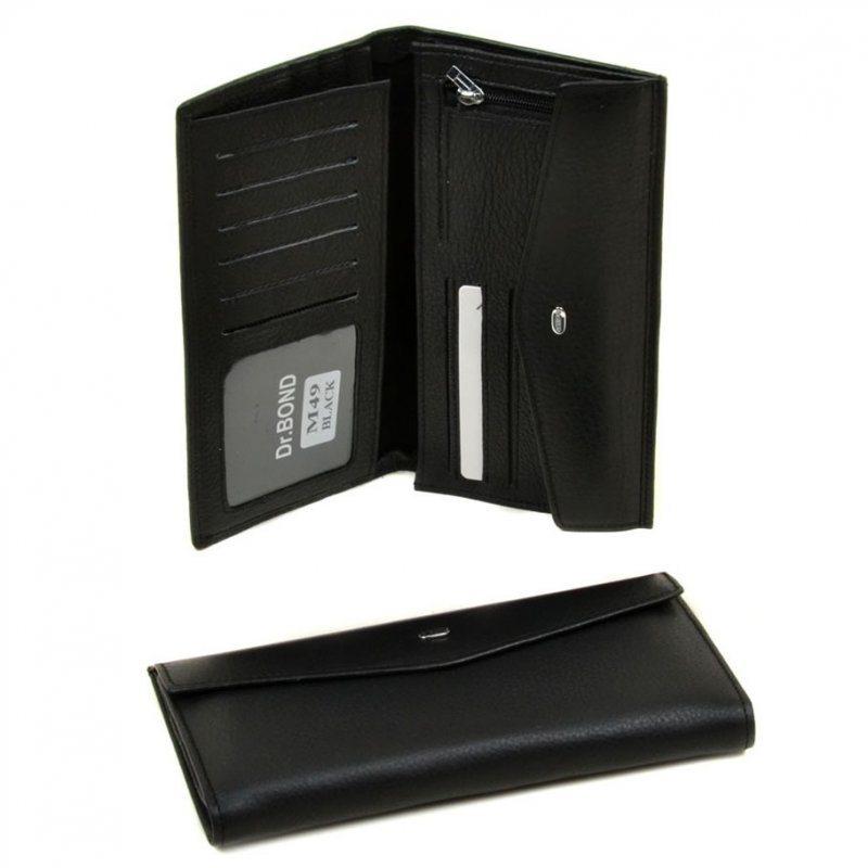 Мужское портмоне из кожи M49 black