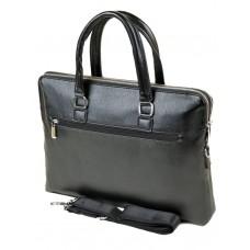Деловая сумка для документов DR. BOND 6011-3 мат