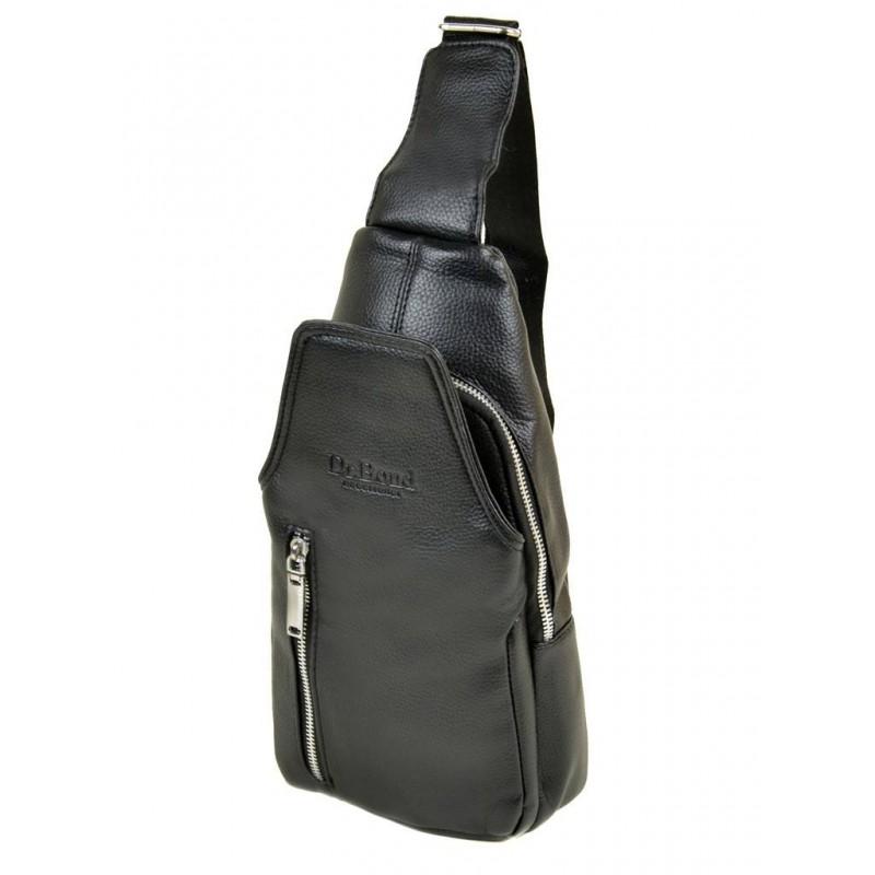 Мужская сумка на плечо DR. BOND 1101 black