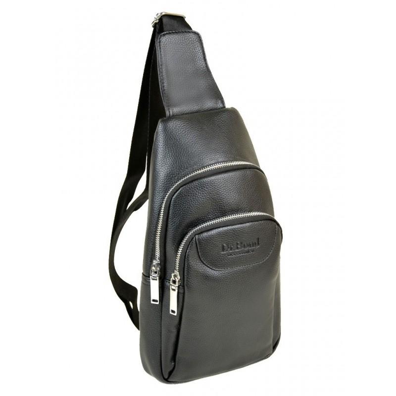 Мужская сумка на плечо DR. BOND 1102 black