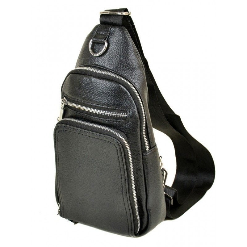 Мужская сумка на плечо DR. BOND 1103 black