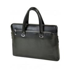 Деловая сумка для документов DR. BOND 6011-3 black