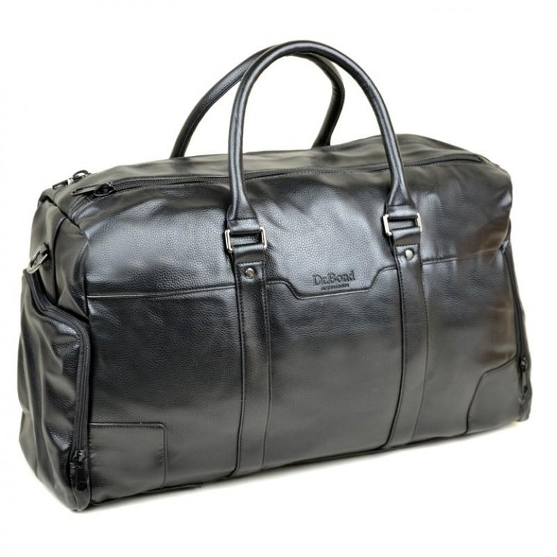 Дорожная сумка DR. BOND 88360 black