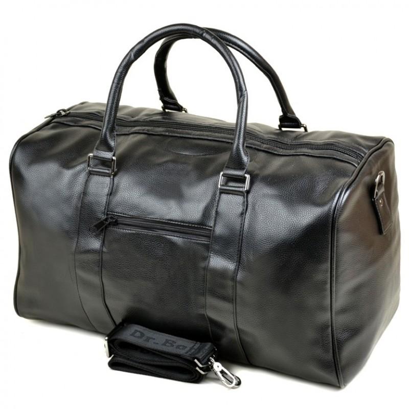 Дорожная сумка DR. BOND 88650-1 black