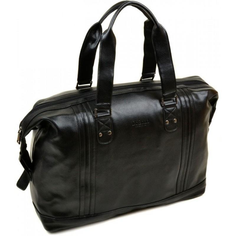 Дорожная сумка DR. BOND 98802 black