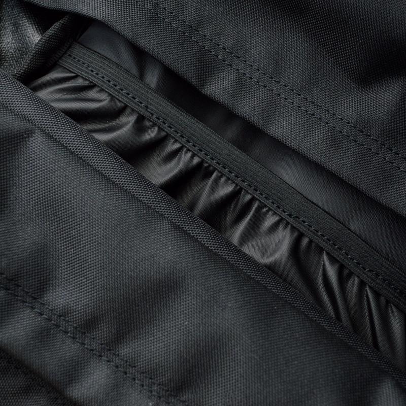Рюкзак Doubleyoubag Black