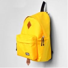 Рюкзак Doubleyoubag Yellow