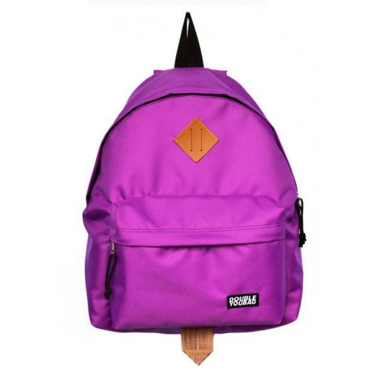 Рюкзак Doubleyoubag Purple