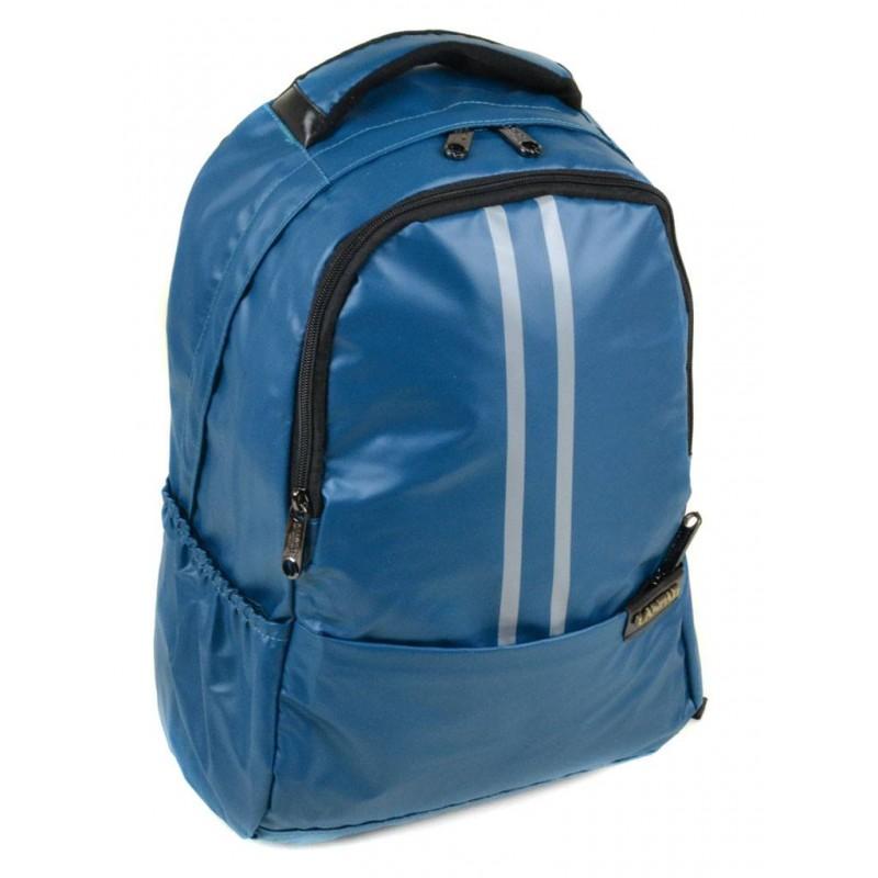 Непромокаемый рюкзак 1821 l-blue