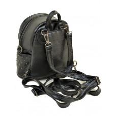 Женский рюкзак Alex Rai 2-05 1702-0 black