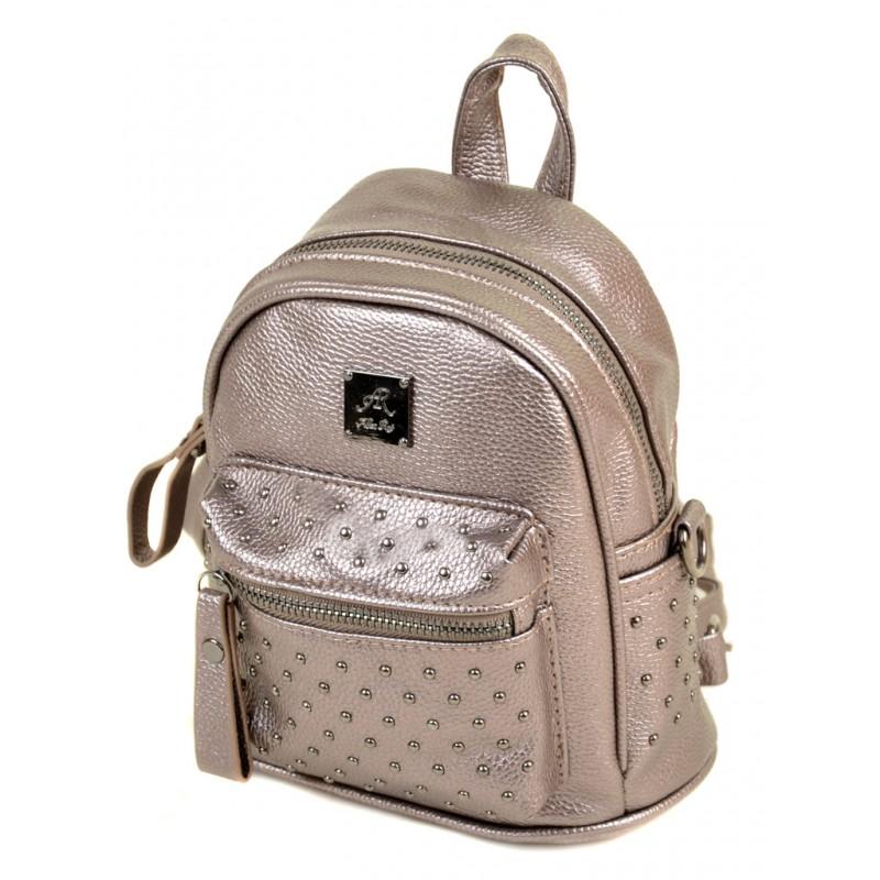 Женский рюкзак Alex Rai 2-05 1702-0 iron-grey