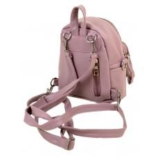 Маленький женский рюкзак Alex Rai 2-05 1703-0 pink