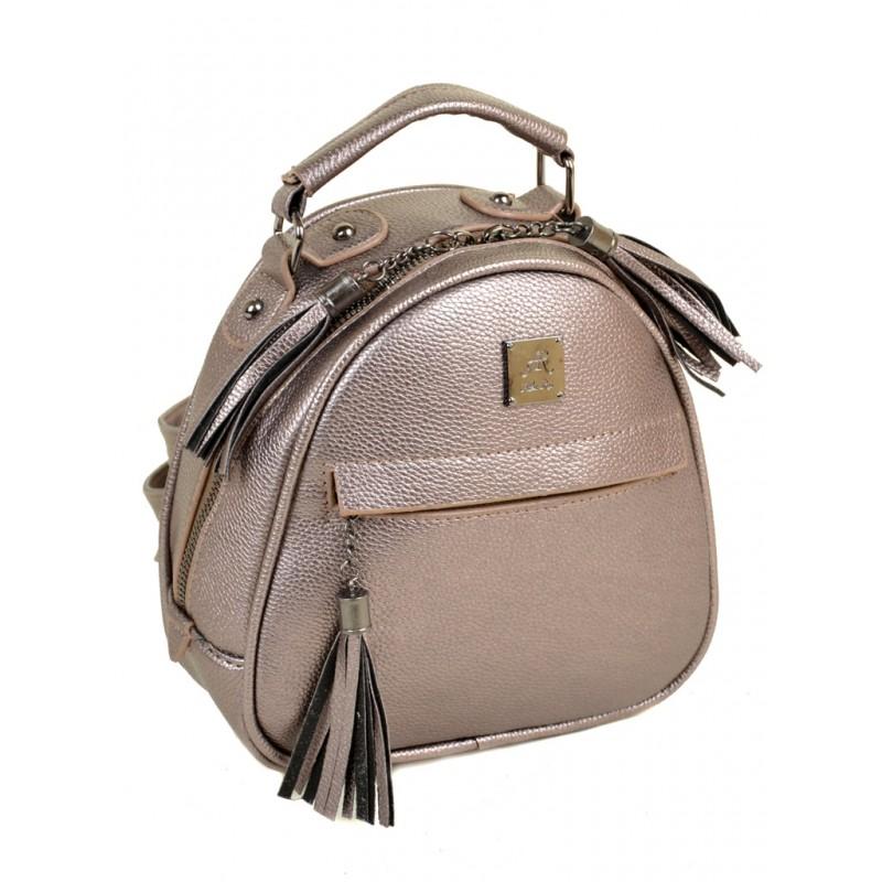 Женский рюкзак Alex Rai 2-05 1705-0 iron-grey