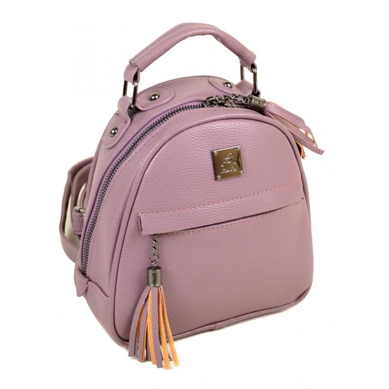 Женский рюкзак Alex Rai 2-05 1705-0 pink