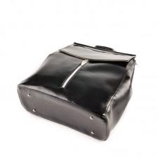 Женский рюкзак-трансформер М173-Z/лак