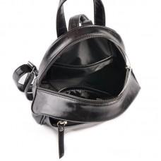 Маленький женский рюкзачек М160-27/замш