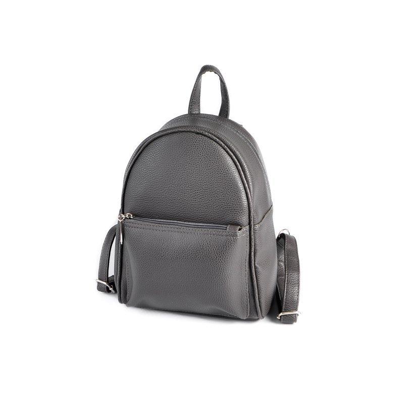 afc18296d3c2 ✅ Женский рюкзак из кожзама М124-100: купить 👜 «ГАРНА СУМКА»