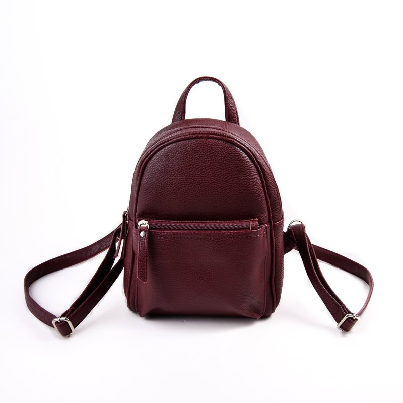 Женский рюкзак из кожзама М124-38