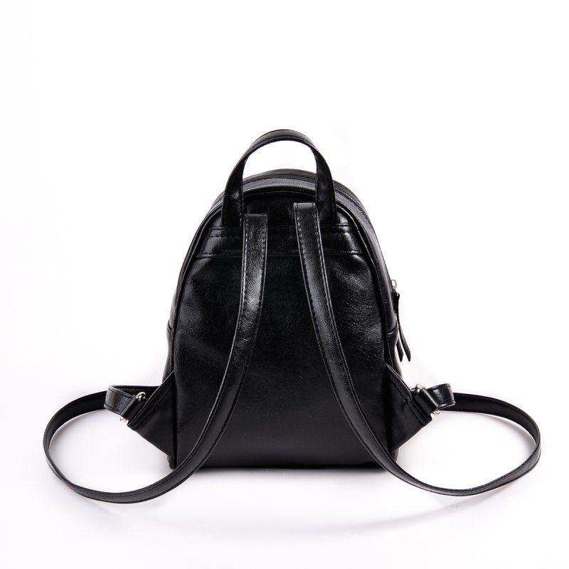 Женский небольшой рюкзак из кожзама М124-Z