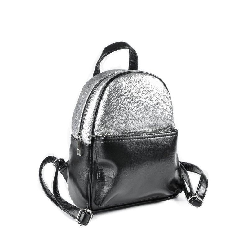 Женский небольшой рюкзак из экокожи М124-Z/72