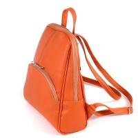 Женский оранжевый рюкзак М134-2
