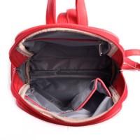 Женский коралловый рюкзак М134-92