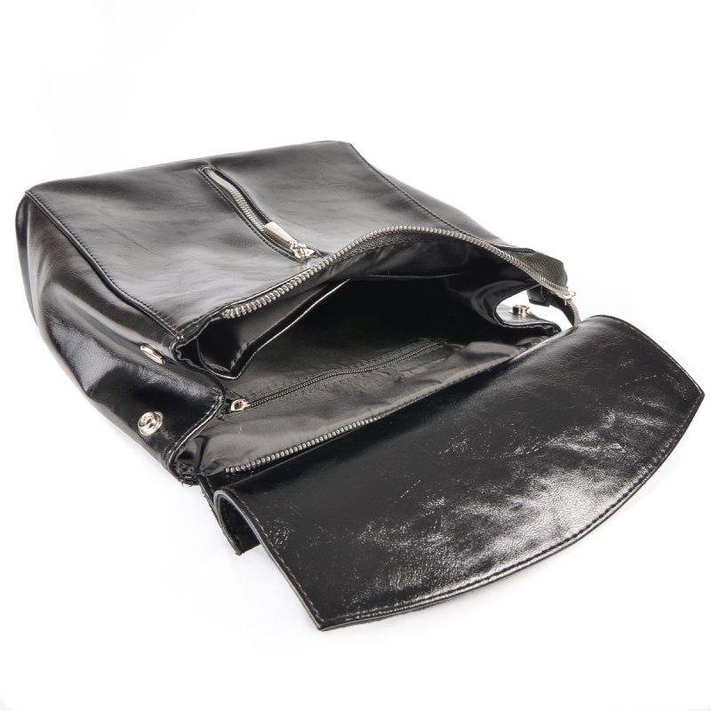 Женский рюкзак-трансформер М159-33/замш
