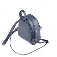 Маленький женский рюкзачек М160-39/замш
