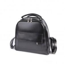 Черная сумка-рюкзак (трансформер) М231-34