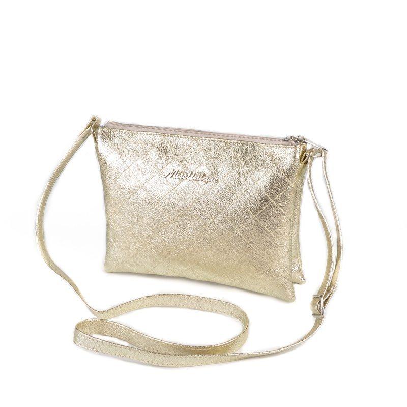 Женская маленькая сумка-шанель М105-86