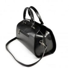 Женская каркасная сумка М111-Z/лак