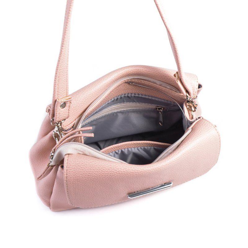 Женская сумка с длинным ремешком М126-65
