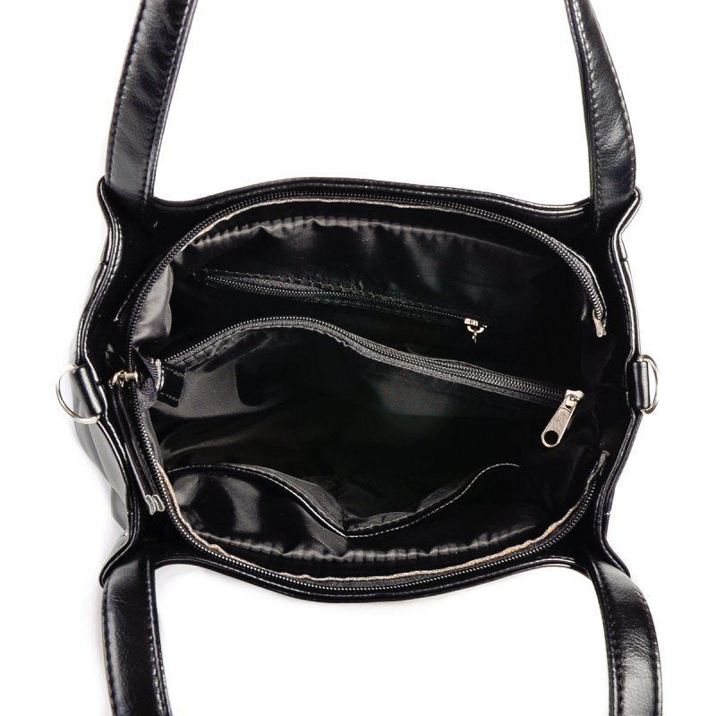 Женская сумка М166-Z/лак