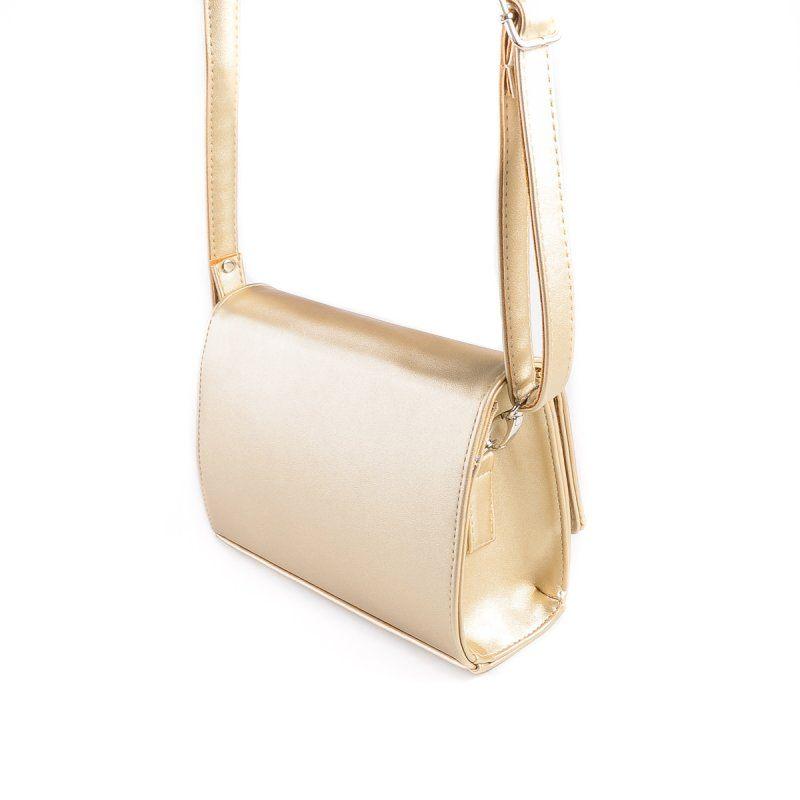 Женская маленькая каркасная сумочка М172-95
