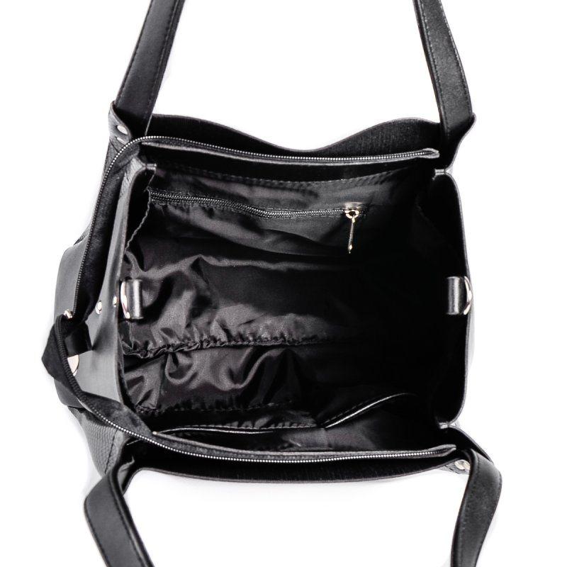 Женская сумка под кожу питона М175-99/90