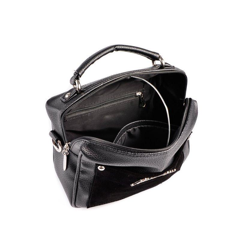 Сумка-чемоданчик М181-47/замш
