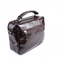 Сумка-чемоданчик М181-57/замш