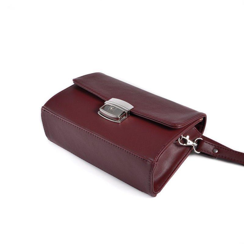 Женская сумка из кожзаменителя М184-93