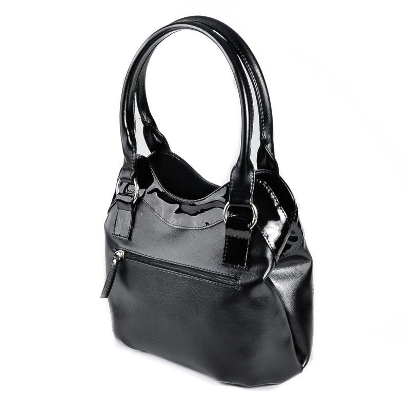 Женская сумка из кожзаменителя М189-Z/лак