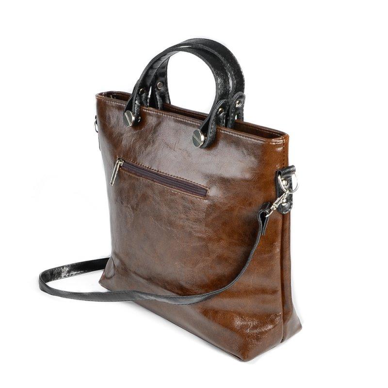 Женская сумка из кожзама М61-56/Z