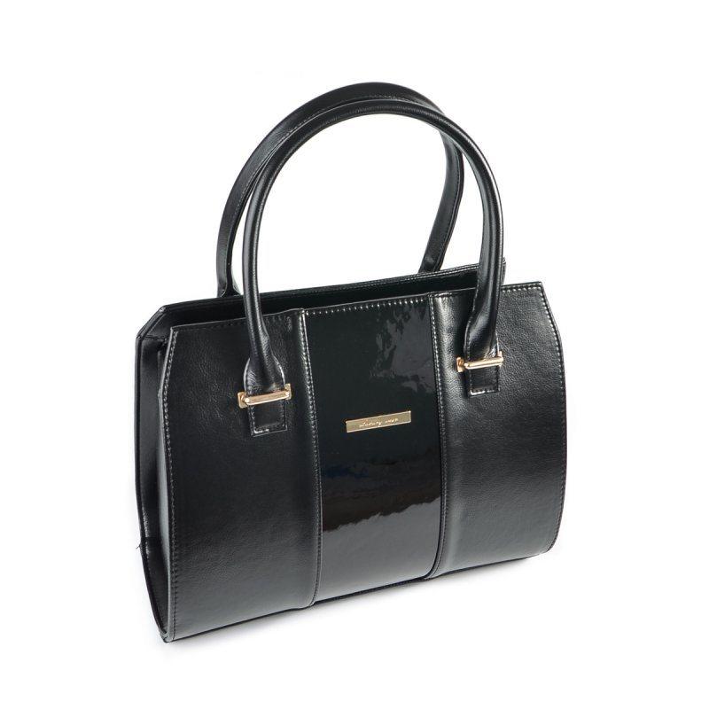 Женская каркасная сумка М62-Z/лак