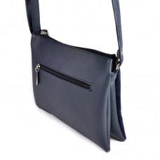 Женская маленькая сумка-шанель М105-39/замш