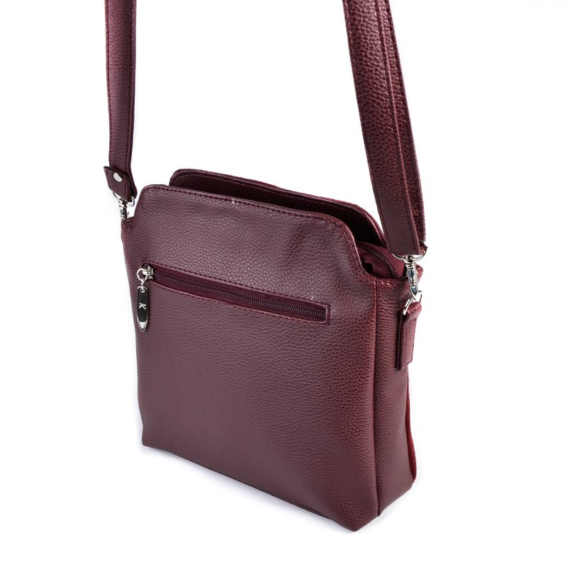 Женская замшевая сумочка М121-38/замш
