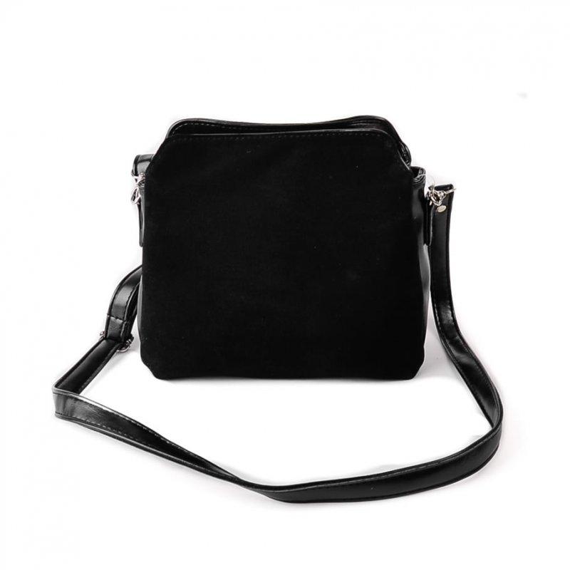 Женская замшевая сумочка М121-Z/замш