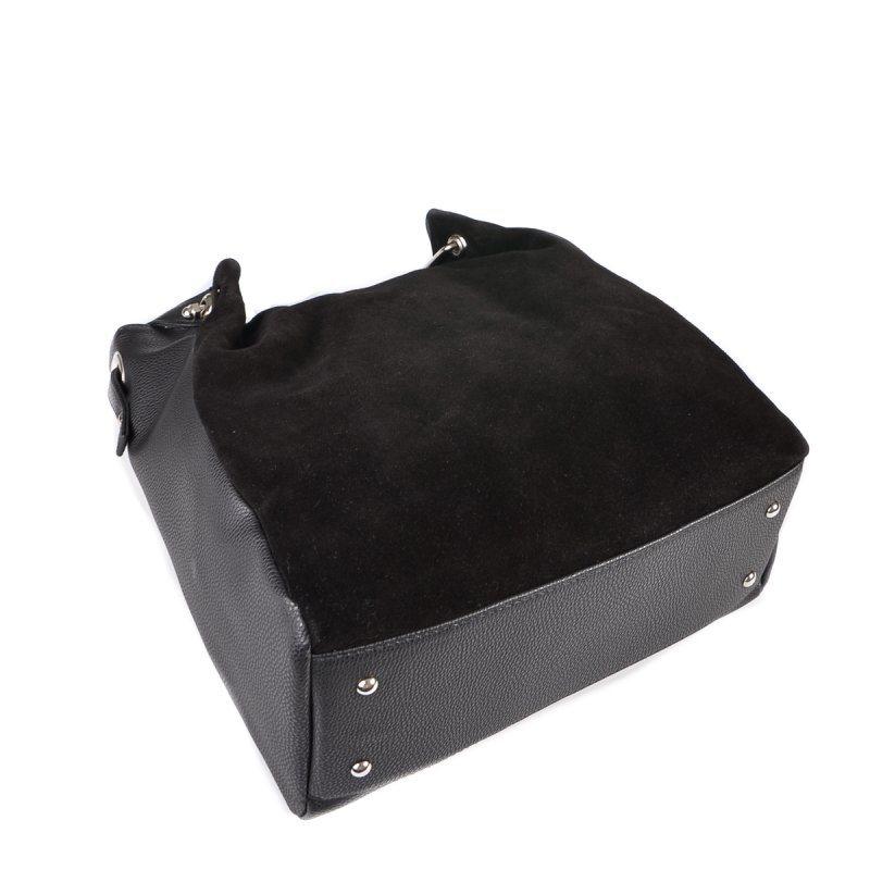 Женская сумка из замши М131-47/замш