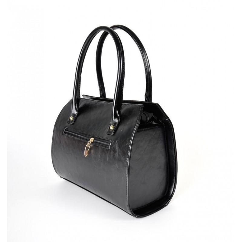 Замшевая каркасная сумка М50-Z/замш