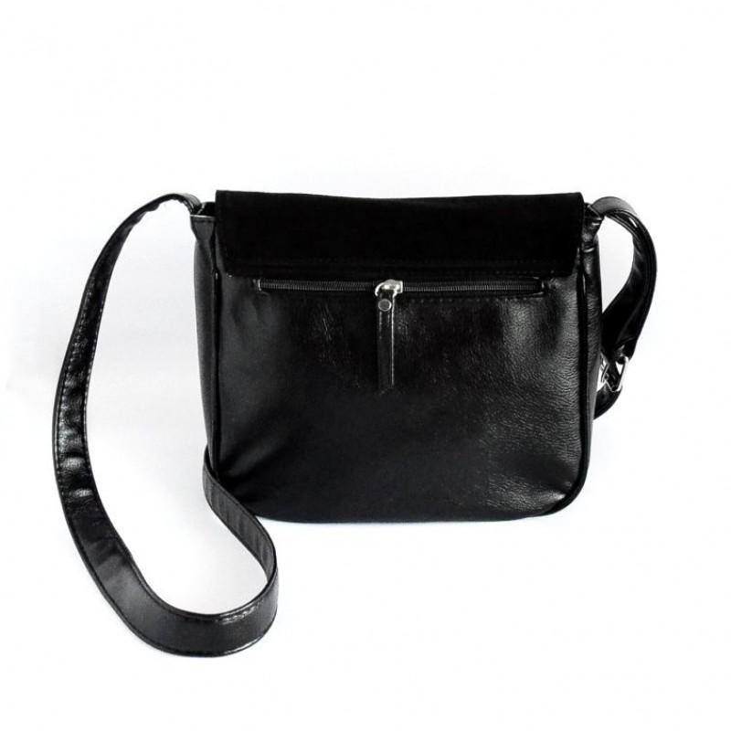Замшевая сумка кросс-боди М52-Z/замш