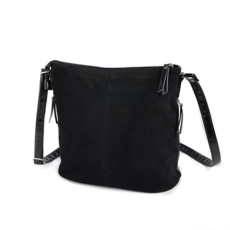 ec7d6a1e47e8 ✅ Женская замшевая сумка через плечо М78-замш/27: купить 👜 «ГАРНА ...