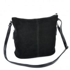 Женская замшевая сумка через плечо М78-замш/33